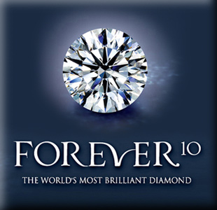 Forever10 Diamonds - The FOREVER10 has 10 perfect hearts and 10 perfect arrows, revealed when every single facet is precisely crafted and aligned. To keep the Forever10